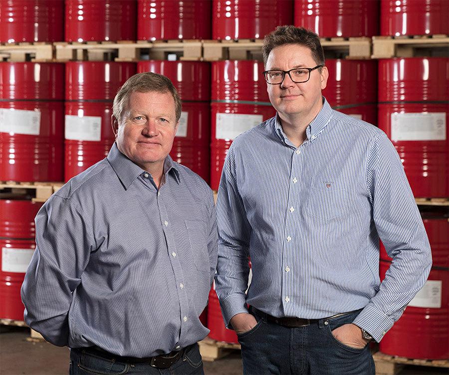 TPI Tim Bradley & Andrew Topham